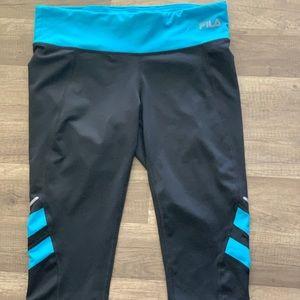 Fila cropped leggings